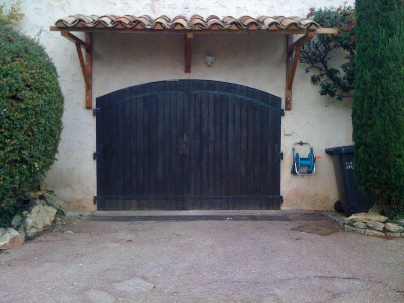 Marquise pour porte de garage - Marquise pour porte de garage ...